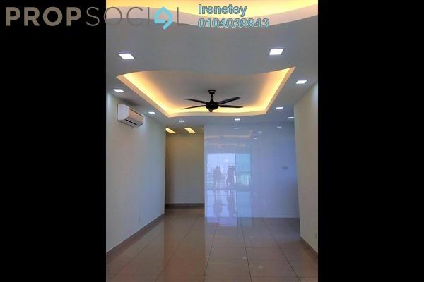Condominium For Rent in Lido Residency, Bandar Sri Permaisuri Freehold Semi Furnished 2R/3B 2k