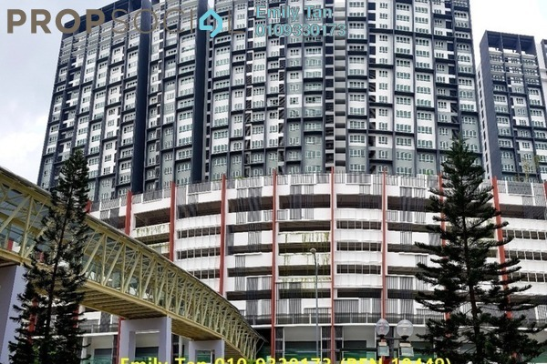 For Rent Condominium at The Lead Residences, Klang Freehold Semi Furnished 3R/2B 2k