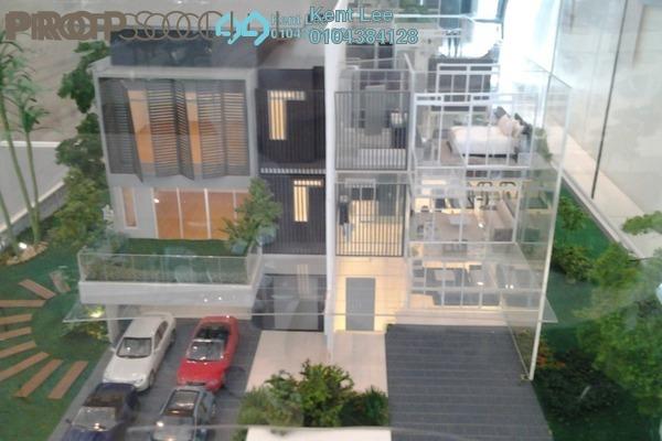 Villa For Sale in Aster Grove 2, Denai Alam Leasehold Semi Furnished 6R/7B 1.75m