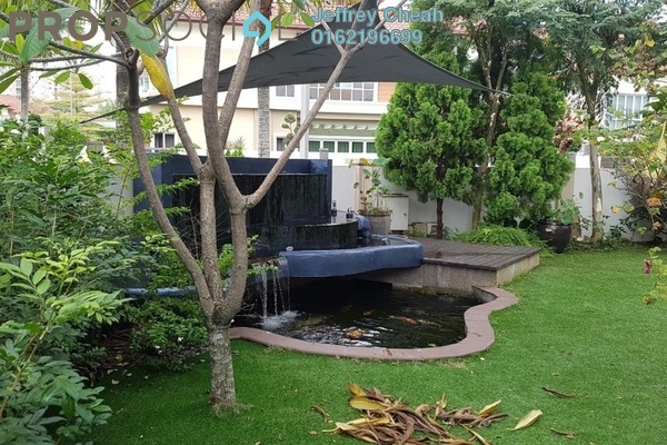 Semi-Detached For Sale in Villa Manja, Bandar Menjalara Freehold Semi Furnished 6R/6B 4.25m