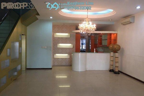 Terrace For Sale in Sunway SPK Damansara, Kepong Freehold Semi Furnished 5R/4B 1.68m