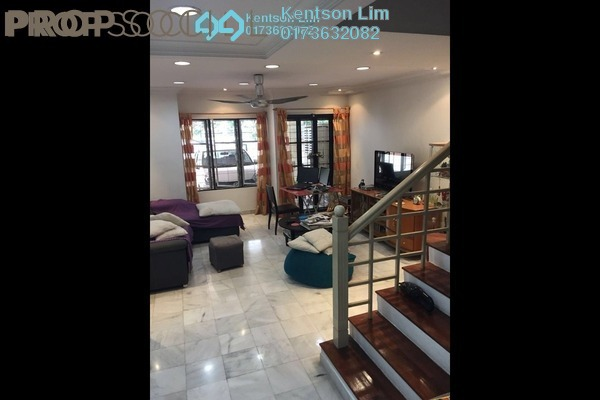 For Sale Terrace at SD7, Bandar Sri Damansara Freehold Semi Furnished 4R/4B 1.08m