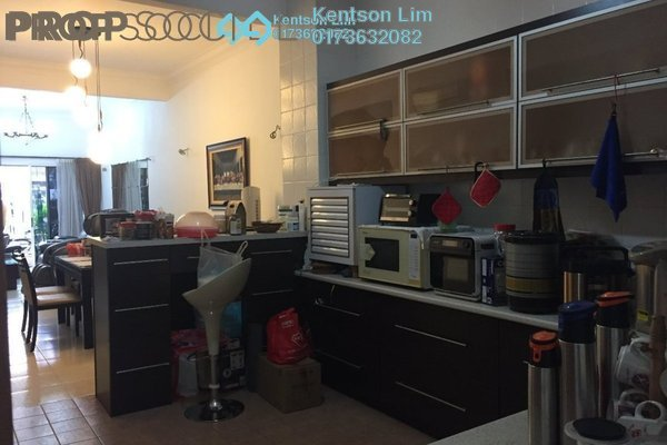 Terrace For Sale in Taman Tasik Indah, Jalan Ipoh Freehold Semi Furnished 6R/5B 1.38m