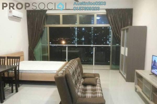 SoHo/Studio For Sale in Palazio, Tebrau Freehold Fully Furnished 0R/1B 219k