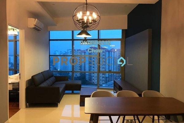 Serviced Residence For Rent in The Azure Residences, Kelana Jaya Freehold Fully Furnished 1R/1B 2.8k