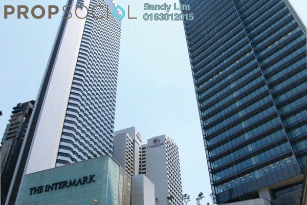 For Rent Office at Vista Tower, KLCC Freehold Unfurnished 0R/0B 7.5k