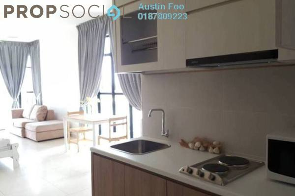 SoHo/Studio For Rent in The Garden Residences, Skudai Freehold Fully Furnished 0R/1B 1.1k