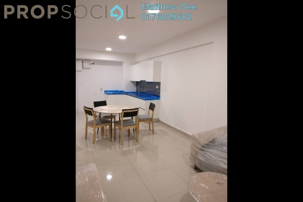 Condominium For Sale in Eclipse Residence @ Pan'gaea, Cyberjaya Freehold Fully Furnished 2R/2B 540k