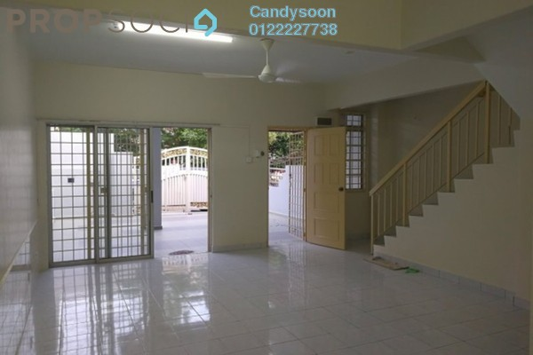 Terrace For Rent in Lagenda Mas Villa, Jalan Ipoh Freehold Semi Furnished 4R/2B 1.25k