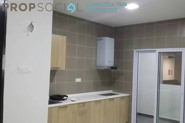 Condominium For Rent in Aurora Residence @ Lake Side City, Puchong Freehold Semi Furnished 3R/2B 1.5k
