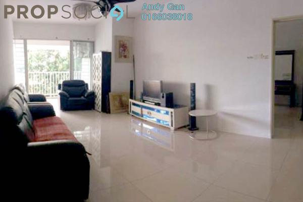Condominium For Sale in Platinum Lake PV15, Setapak Freehold Fully Furnished 4R/2B 510k