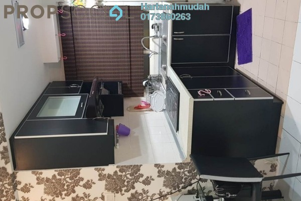 Apartment For Sale in Ixora Apartment, Kepong Freehold Unfurnished 3R/2B 270k