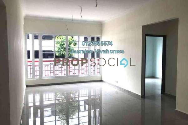 Condominium For Rent in Taman Koperasi Maju Jaya, Cheras South Freehold Semi Furnished 3R/2B 1.3k