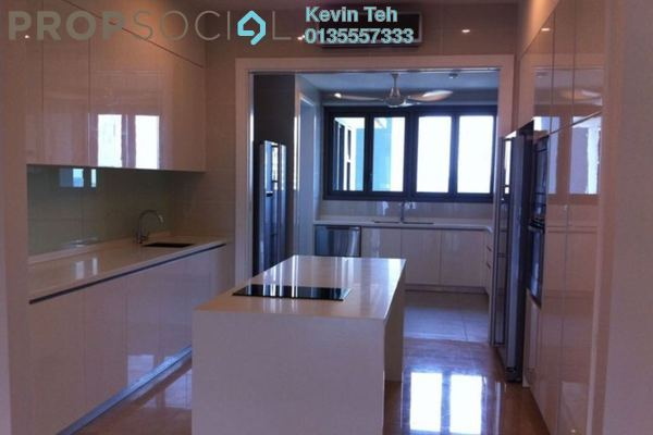 Condominium For Rent in Seni, Mont Kiara Freehold Semi Furnished 4R/5B 13.5k