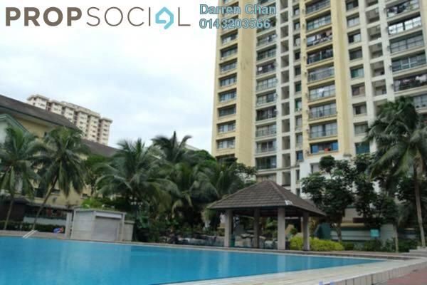 Condominium For Rent in Tiara Ampang, Ampang Freehold Unfurnished 3R/2B 1.5k