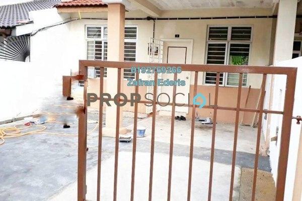 Terrace For Sale in Taman Lestari Permai, Bandar Putra Permai Freehold Unfurnished 3R/2B 385k