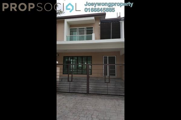 Terrace For Rent in Kinrara Residence, Bandar Kinrara Freehold Semi Furnished 4R/3B 2.3k