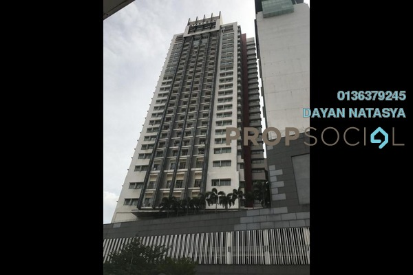 Serviced Residence For Sale in Taragon Puteri Bintang, Pudu Freehold Fully Furnished 3R/2B 1m