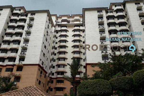 Condominium For Sale in Kelana Parkview, Kelana Jaya Freehold Semi Furnished 3R/2B 560k