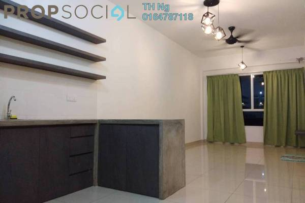 Condominium For Sale in Tropicana Bay Residences, Bayan Indah Freehold Semi Furnished 2R/2B 535k