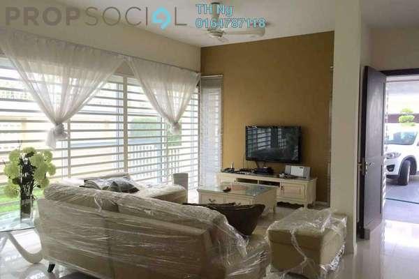 Bungalow For Rent in Denai Bayu, Seri Tanjung Pinang Freehold Fully Furnished 6R/7B 7k