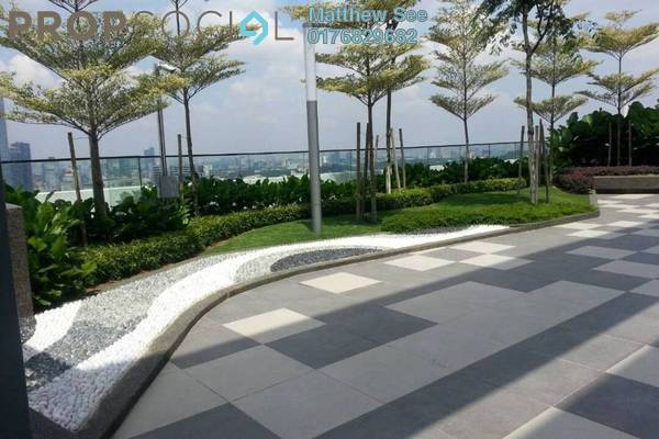 Condominium For Rent in Nadi Bangsar, Bangsar Freehold Fully Furnished 2R/1B 7k