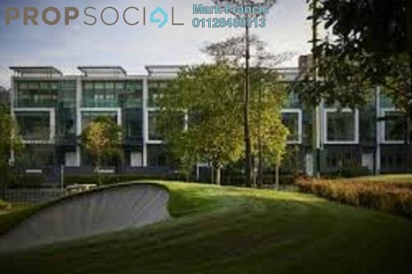 Villa For Sale in East Residence @ KLGCC Resort, Kuala Lumpur Freehold Semi Furnished 5R/6B 3.5m