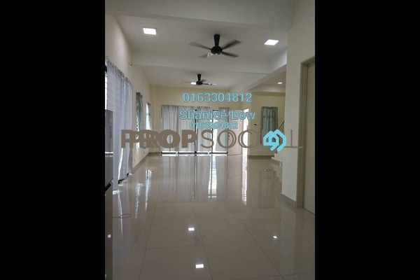 Terrace For Rent in Lakeside Residences, Puchong Freehold Semi Furnished 5R/4B 2.5k