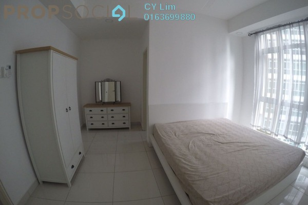 Condominium For Rent in The Court, Sungai Besi Freehold Fully Furnished 2R/2B 1.8k