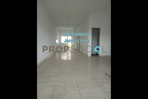 Terrace For Sale in Canting, Alam Impian Freehold Semi Furnished 5R/5B 785k