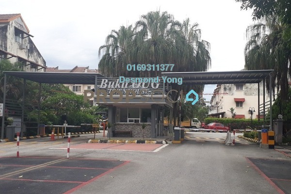 Condominium For Rent in Bukit OUG Townhouse, Bukit Jalil Freehold Semi Furnished 3R/3B 1.6k