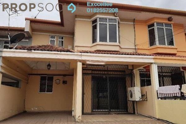 Terrace For Sale in Taman Menjalara, Bandar Menjalara Leasehold Semi Furnished 4R/2B 899k