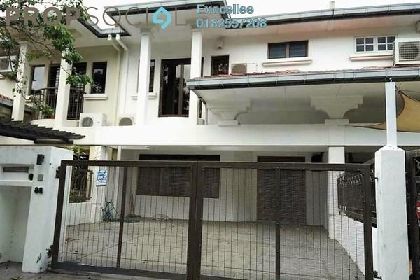 Terrace For Sale in BU10, Bandar Utama Freehold Fully Furnished 5R/5B 1.65m