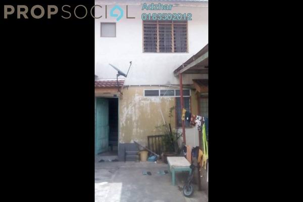 Terrace For Sale in Taman Saujana Indah, Bukit Katil Freehold Unfurnished 2R/1B 70k