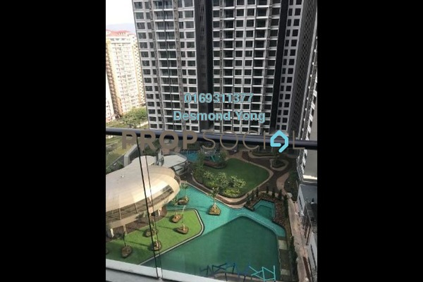 Condominium For Rent in LakePark Residence @ KL North, Selayang Freehold Semi Furnished 3R/2B 1.6k