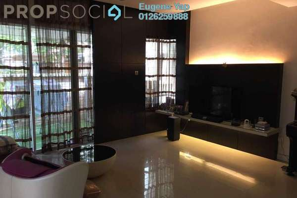 Terrace For Rent in Adiva, Desa ParkCity Freehold Fully Furnished 3R/3B 5k
