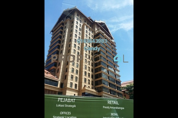 Office For Rent in Chulan Tower, KLCC Freehold Fully Furnished 0R/0B 26.8k
