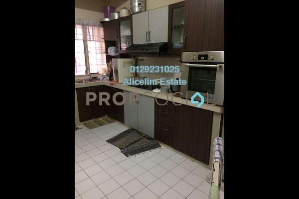 Terrace For Sale in Taman Subang Murni, Subang Leasehold Semi Furnished 4R/3B 510k