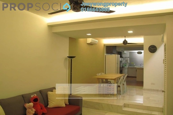 Terrace For Sale in SS18, Subang Jaya Freehold Semi Furnished 4R/3B 968k
