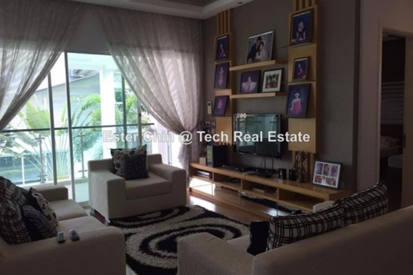 Bungalow For Sale in BK6, Bandar Kinrara Freehold Semi Furnished 5R/6B 6.65m