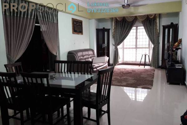 Condominium For Sale in Avant Court, Old Klang Road Freehold Unfurnished 3R/2B 435k