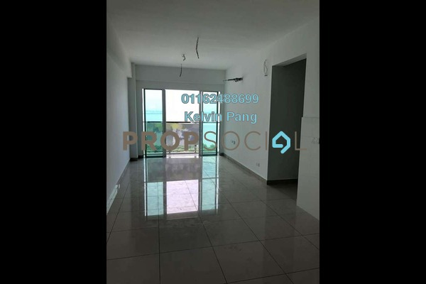 Condominium For Sale in Tropicana Bay Residences, Bayan Indah Freehold Unfurnished 3R/2B 620k