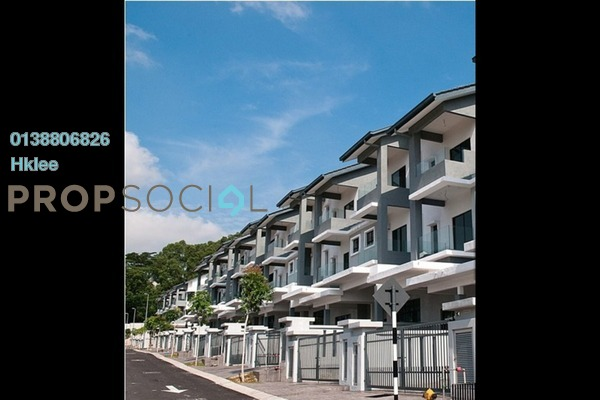 Superlink For Rent in The Peak, Cheras South Freehold Semi Furnished 5R/5B 3.5k