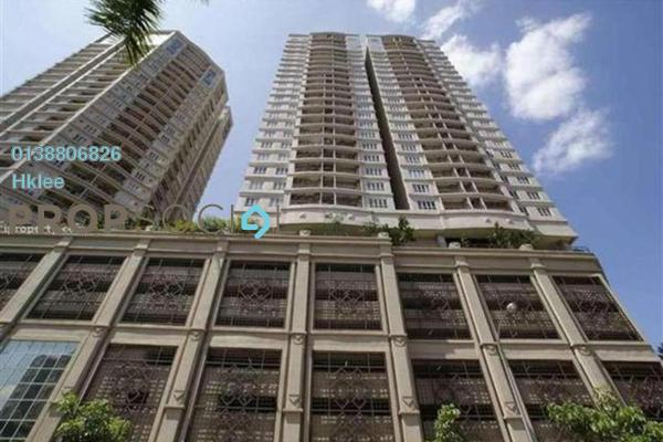 Condominium For Sale in Windsor Tower, Sri Hartamas Freehold Fully Furnished 3R/2B 850k
