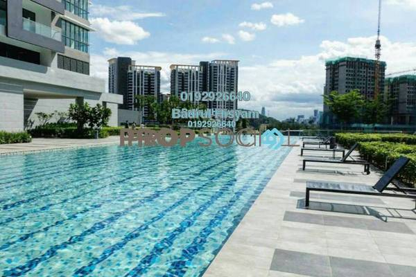 Condominium For Rent in Infiniti3 Residences, Wangsa Maju Freehold Unfurnished 3R/2B 2.4k