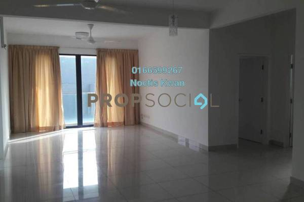 Condominium For Rent in You Residences @ You City, Batu 9 Cheras Freehold Semi Furnished 3R/2B 1.3k