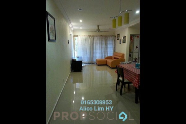 Condominium For Rent in Springfield, Sungai Ara Freehold Fully Furnished 3R/2B 1.2k