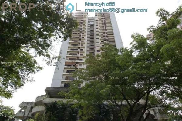 Condominium For Rent in Antah Tower, Dutamas Freehold Fully Furnished 1R/1B 1.2k
