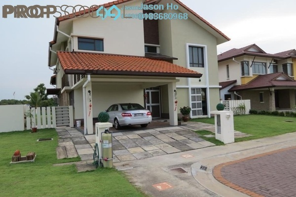 Bungalow For Sale in Glenmarie Cove, Port Klang Freehold semi_furnished 5R/6B 3.3m