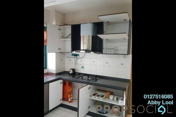 For Sale Condominium at Straits View Condominium, Bandar Baru Permas Jaya Leasehold Fully Furnished 3R/3B 568k